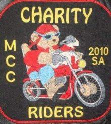 CHARITY RIDERS MCC