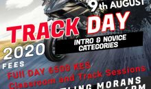 KENYA: DTD TRACK DAY
