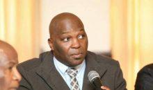 FAREWELL: MR LUCKY MABASA